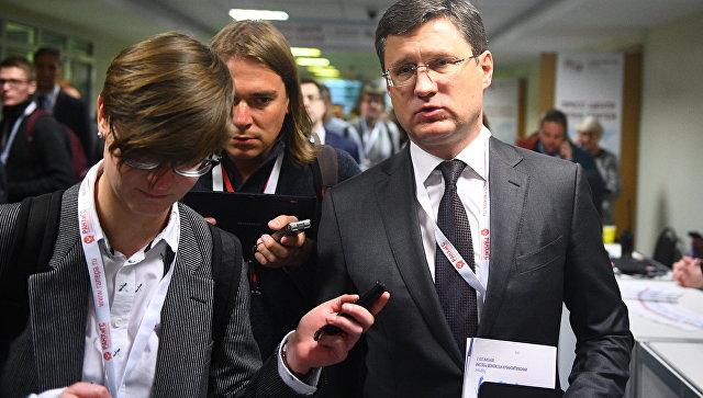 ОПЕК+ не надо реагировать на разовые факторы, заявил Новак