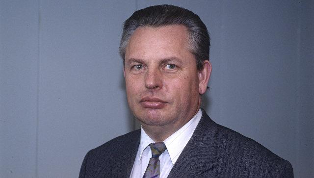 Анатолий Глушенков на должности губернатора Смоленской области. Архивное фото