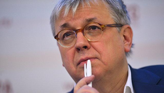 Ректор НИУ ВШЭ Ярослав Кузьминов на IX-ом Гайдаровском форуме в Москве. 16 января 2018