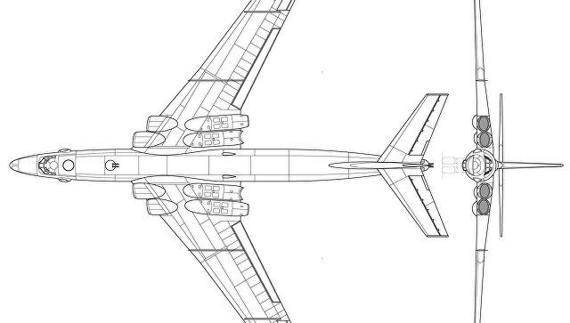 """Своенравный """"Бизон"""". Почему на бомбардировщике М-4 было сложно летать"""