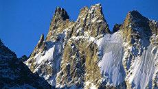 Горы в Кабардино-Балкарии. Архивное фото