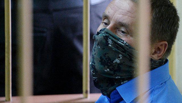 Александр Ламонов в Лефортовском суде Москвы. Архивное фото