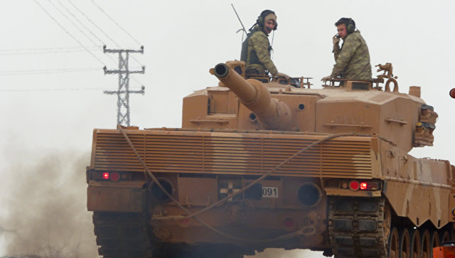 Курды назвали число жертв вСирии участников операции Турции
