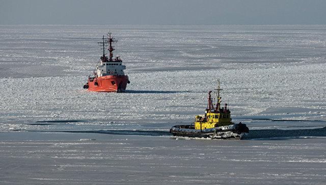 Рыболовное судно «Восток» пропало уберегов Приморья