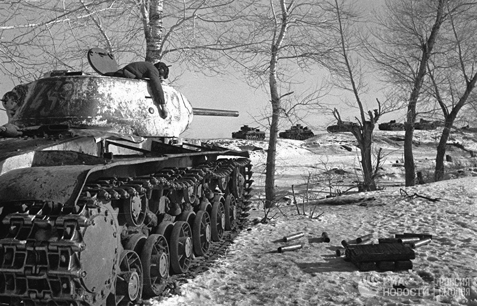 Донской фронт. 1943 год