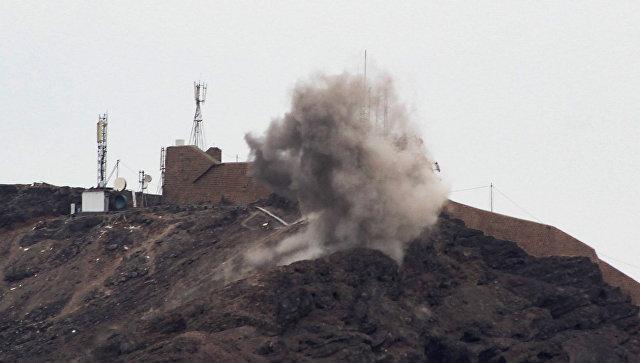 Бои в йеменском городе Аден. Архивное фото