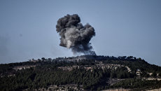 Турецкая военная операция в Сирии. Архивное фото