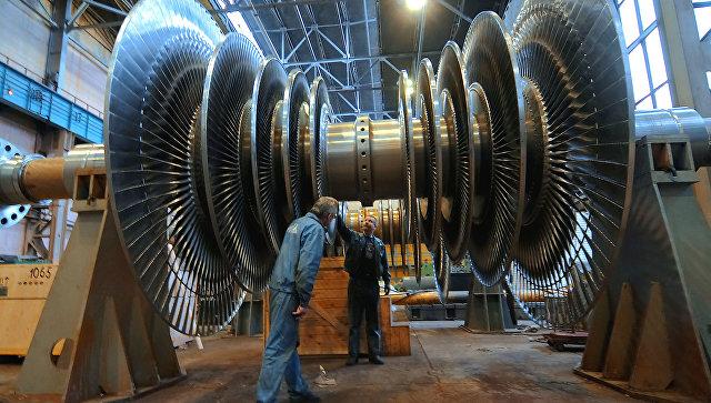 Силмаш после санкций США опровергает отношение кпоставке турбин вКрым