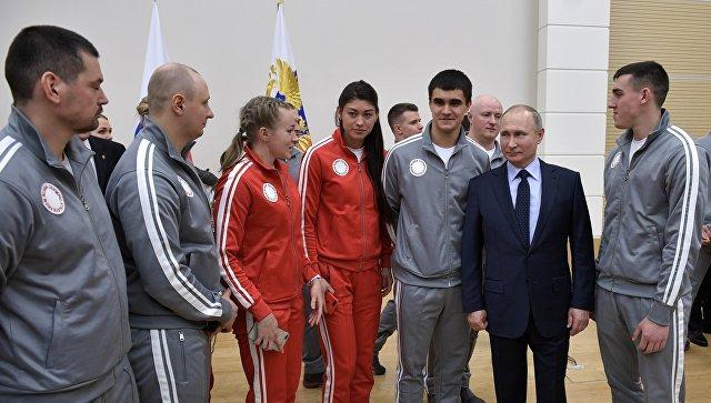 Премии насоревнованиях для недопущенных наИгры россиян уравняют солимпийскими