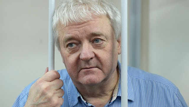Мосгорсуд оставил под арестом обвиняемого в шпионаже норвежца Берга
