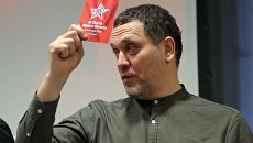 Журналист Максим Шевченко. Архивное фото