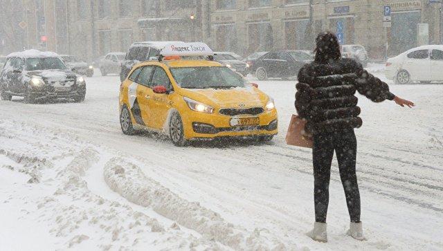 В столице России из-за морозов объявлен «оранжевый» уровень опасности