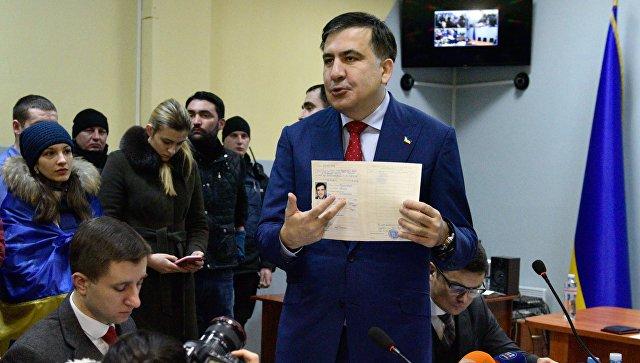 Грузия в 2017-ом высылала вПольшу запрос наэкстрадицию Саакашвили