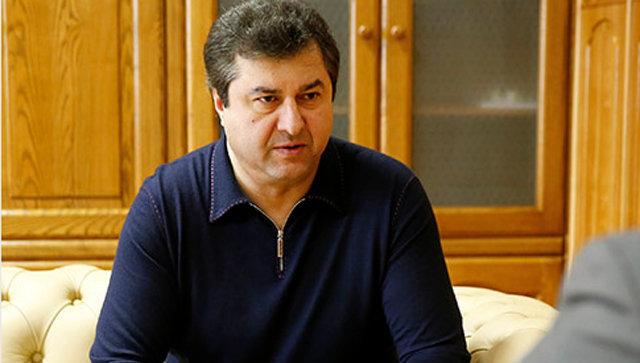 Олег Мкртчан. Архивное фото
