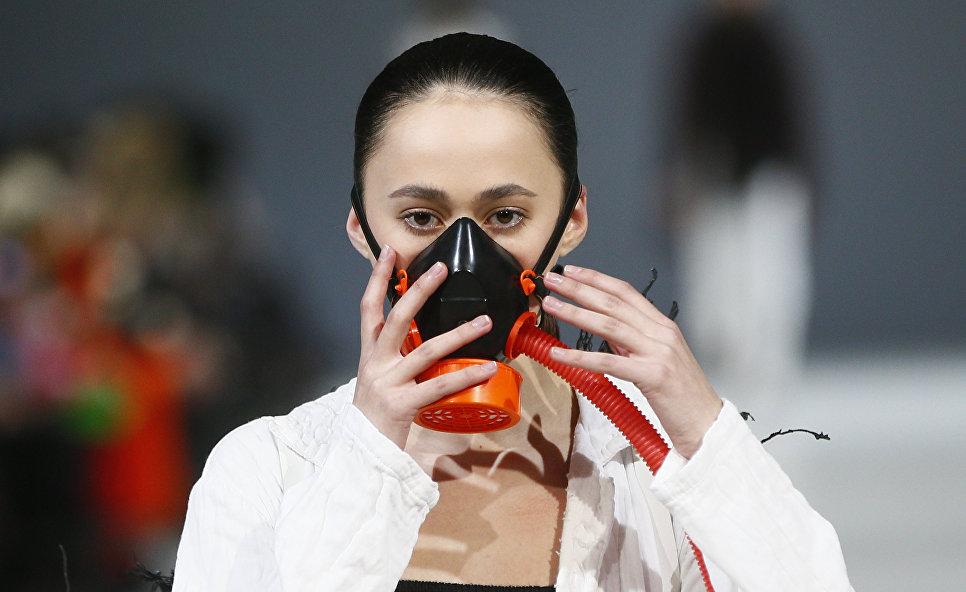 Показ коллекции 2LFactura на Неделе моды в Киеве