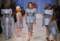Показ коллекции Darja Donezz на Неделе моды в Киеве