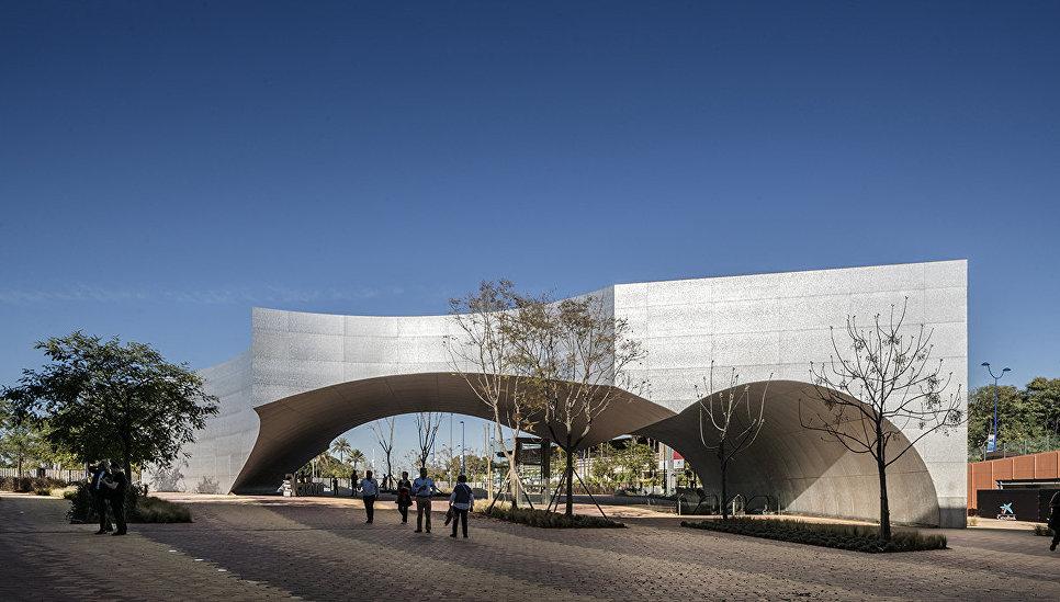 Культурный центр CaixaForum
