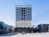 Музей современного искусства расположен в Кейптауне