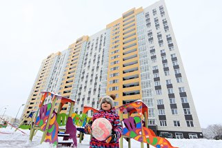Первый дом для переселения по программе реновации в Москве