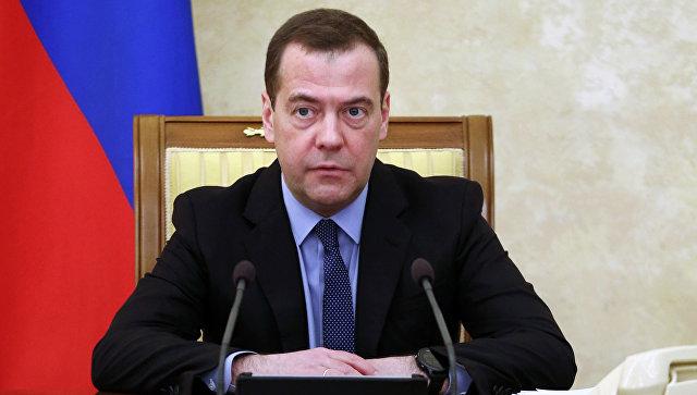 Медведев пошутил на тему ротации правительства