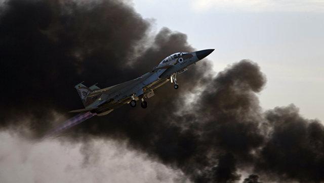 Истребитель ВВС Израиля. Архивное фото