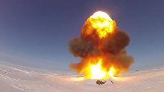 Российские военные провели успешное испытание новой ракеты системы ПРО