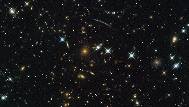 """Открытие советских физиков помогло """"Хабблу"""" поймать """"невидимую"""" галактику"""