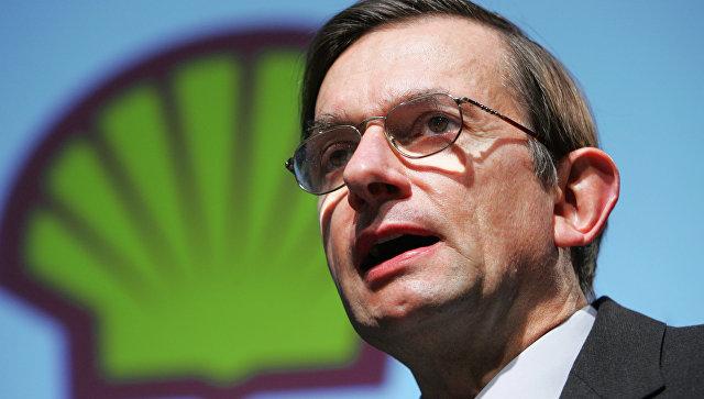 Экс-директор компании Shell Йерун ван дер Вир. Архивное фото