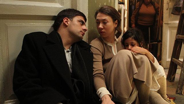 Кадр из фильма Довлатов