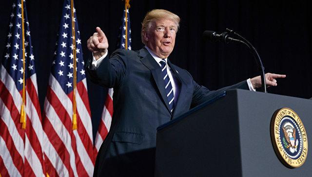 Трамп заявил, что сделка с Ираном «чудовищна», а Керри худший переговорщик