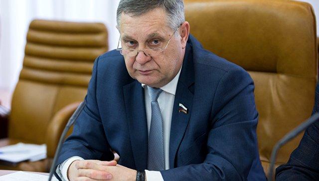 Экс-руководитель управления ФСБ по Западному военному округу Александр Ракитин