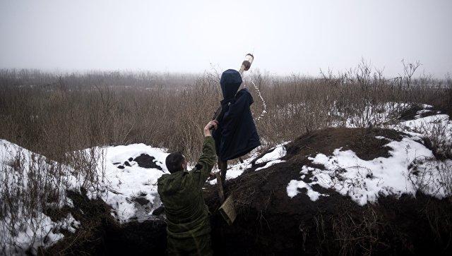ВСУ обстреляли трактор, работавший в поле, заявили в ДНР