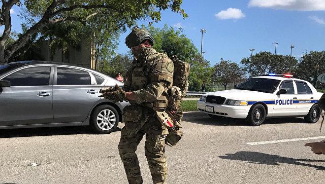 Стрельба в школе на юге Флориды. 15 февраля 2018 года