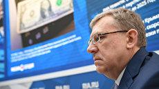 Председатель совета Центра стратегических разработок Алексей Кудрин . Архивное фото