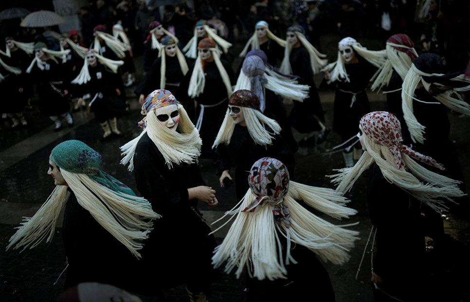 Карнавал на Коста Баске, Испания