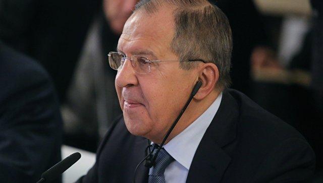 Лавров выступил против создания закрытых военно-политических альянсов