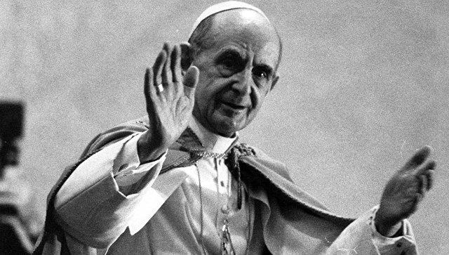 В Ватикане канонизировали папу римского Павла VI и архиепископа Ромеро