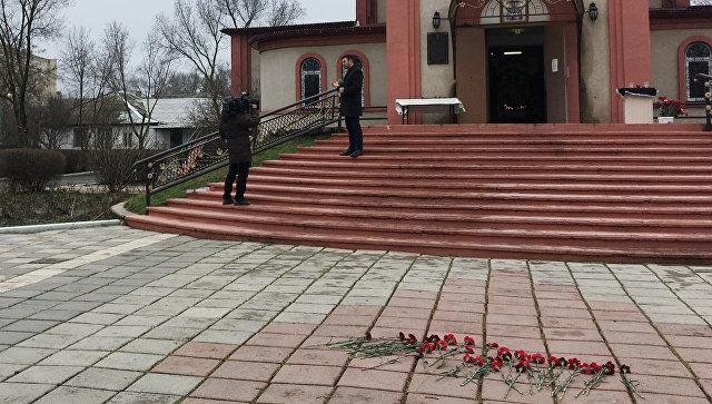 В Кизляр приходят письма с соболезнованиями со всей России