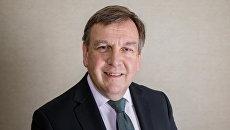 Экс-министр культуры, спорта и СМИ Великобритании, глава межпартийной парламентской группы по России Джон Уиттингдейл. Архивное фото