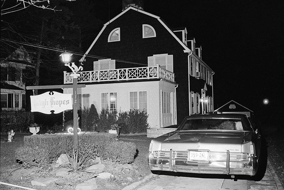 Дом ужас Амитвилля в США