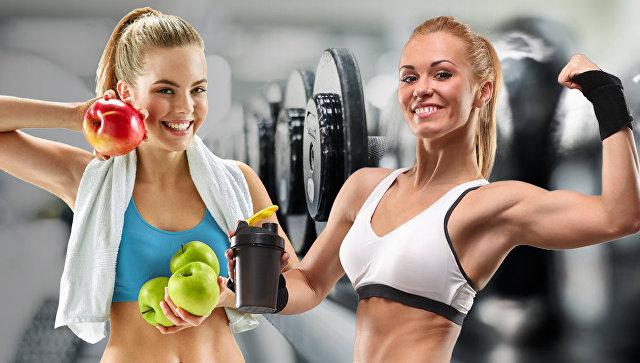 Для наращивания мышечной массы необходим быстрый белок