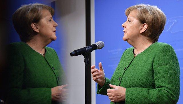 «Альтернатива для Германии» подала в конституционный суд жалобу на канцлера Ангелу Меркель