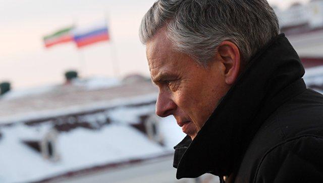 Посол США в РФ Джон Хантсман. Архивное фото