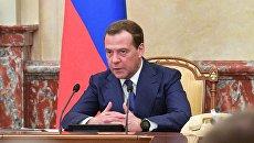 Дмитрий Медведев. Архвиное фото