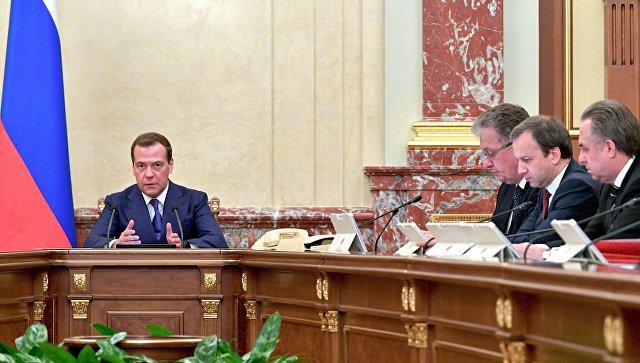 Быстрое снижение ипотечных ставок надует «мыльный пузырь»— Медведев