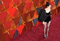 Американская певица Энни Эрин Кларк перед церемонией вручения премии Оскар-2018