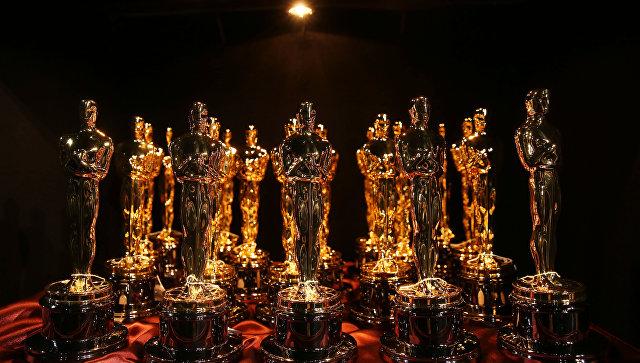 Статуэтки Оскар. Архивное фото