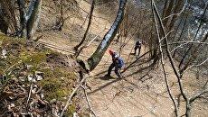 Работа поисково-спасательного отряда ГУ МЧС России по Чеченской Республике