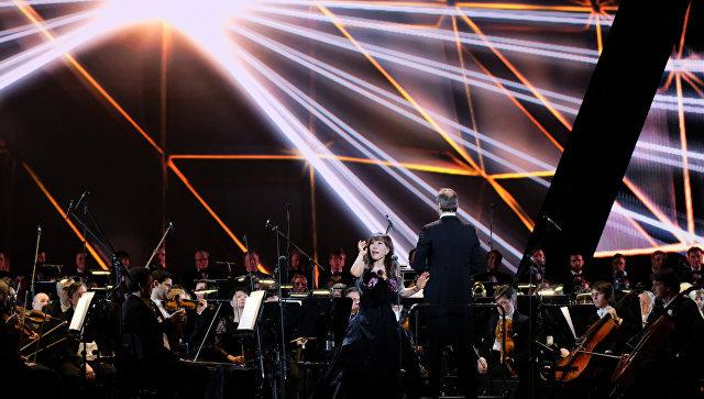 Церемония вручения музыкальной премии BraVo