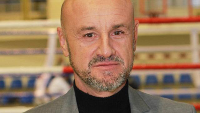 Лидер крымской ОПГ Башмаки Александр Данильченко